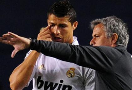 Ronaldo'dan Mourinho'ya cevap!