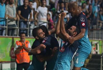 Sezonun ilk golü Sercan'dan geldi