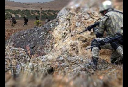 Suriye sınırında şiddetli çatışma!