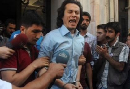 TGB başkanı Çağdaş Cengiz gözaltına alındı