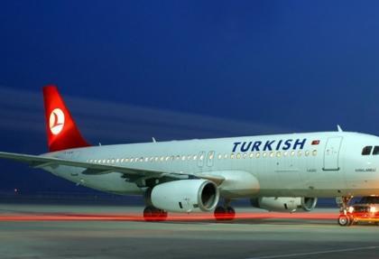 THY ekibi Türkiye'ye geldi