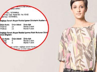Tişörtlerini toplatan dünyaca ünlü marka bakın kim?