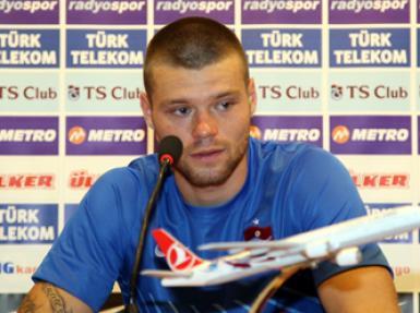 Trabzonspor'dan İngiltere'ye