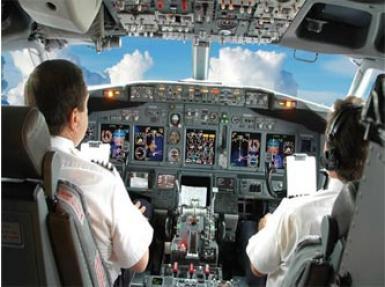 Türk pilotların yerleri tespit edildi