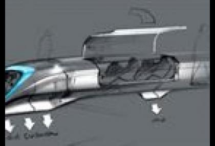 Uçaktan bile hızlı ulaşım: Hyperloop