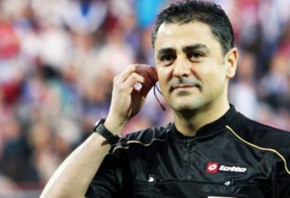 UEFA'dan Bülent Yıldırım'a görev
