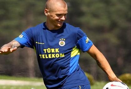 Ve Fenerbahçeli Holmen son sözünü söyledi