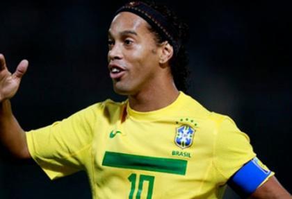 Ve Ronaldinho için son söz...
