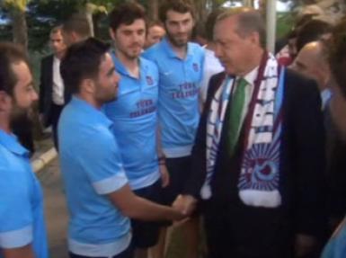 Volkan Şen'e Başbakan'dan teselli