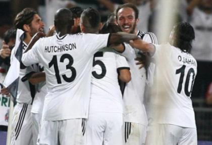 Beşiktaş 5'te 5 peşinde