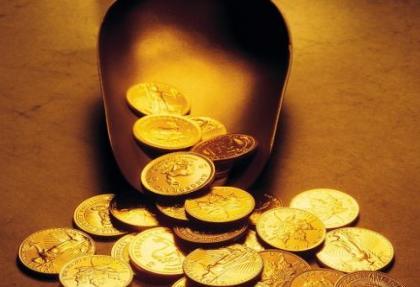 Altın için Çarpıcı tahmin