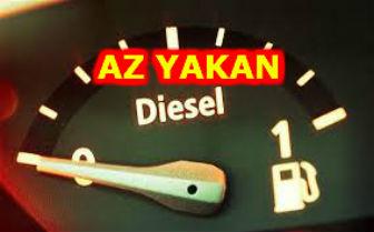 En az yakan Dizel arabalar
