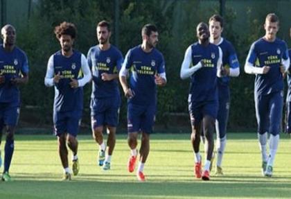 Fenerbahçe'de Emre'den iyi haber