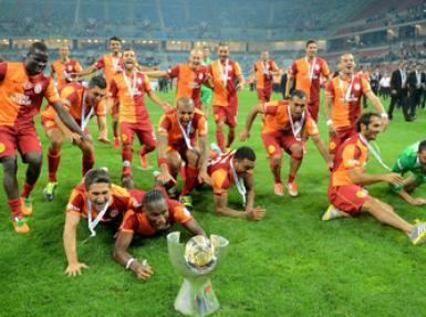 Galatasaray'ın Şampiyonlar Ligi kadrosu bu!