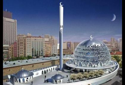 İşte Taksim'e yapılması planlanan cami