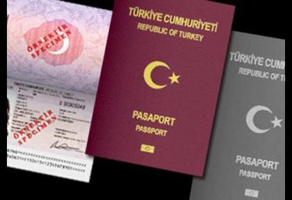 Pasaporta 513 lira veremem