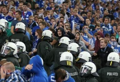 Polisten Schalke'ye boykot