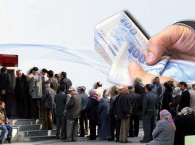 Tüm emeklilerin cüzdanı kabaracak