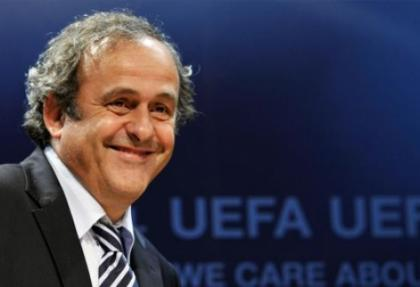 UEFA Başkanı Platini, 2020 için İstanbul'a desteğini yineledi