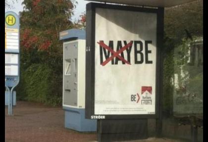 Almanya'da reklamı yasaklandı