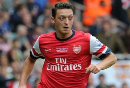Arsenal'de Mesut Özil rüzgarı