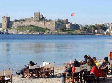 bayram tatili turizme yaradi