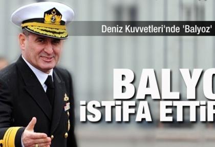 Deniz Kuvvetleri'nde 'Balyoz' istifaları