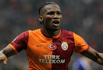 Didier Drogba'dan 42. gol!
