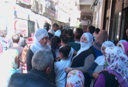 Diyarbakır'da aile faciası