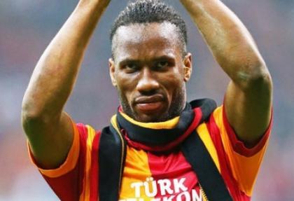 Drogba'nın golü Fatih Terim'e!