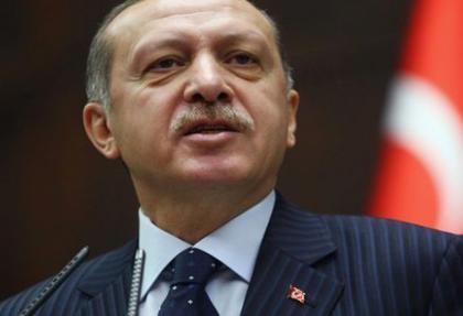 Erdoğan: Sen kimi kimin toprağından kovuyorsun