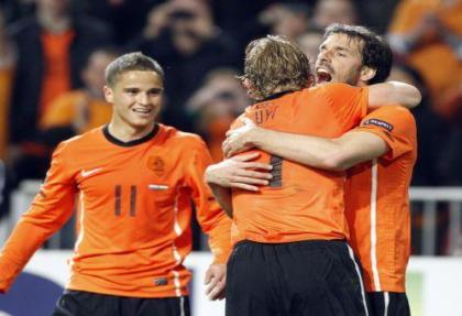 Hollanda'ya vur dedik öldürdü, bir maçta 9 gol