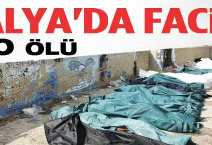 İtalya'da facia: Yüzlerce ölü var
