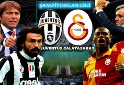 Juventus-Galatasaray maçı geniş özeti ve golleri