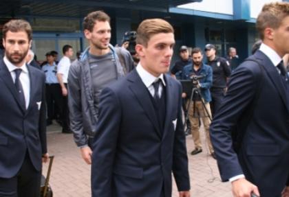 Lazio, Trabzon'a geldi