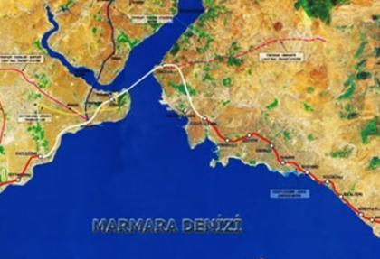 Marmaray için oluşturulan 5 yeni güzergah