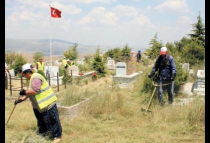 Mezarlık için fahiş ücret dönemi bitiyor
