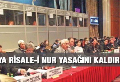 Rusya, Risale-i Nur yasağını kaldırmalı