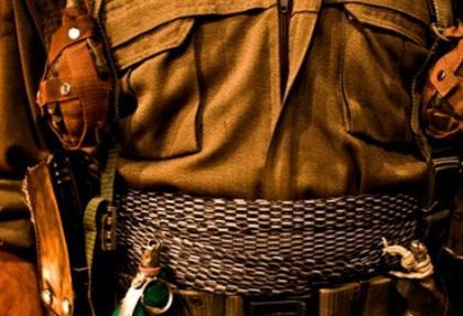 Terör örgütü üyesi sınırda yakalandı