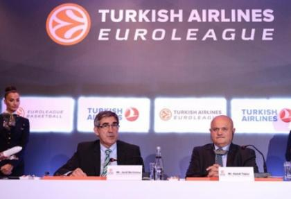THY ile Euroleague arasında dev imza