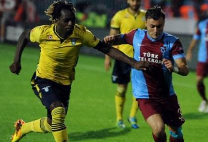 Trabzonspor Lazio maçı geniş özeti ve golleri