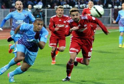 Trabzonspor - Sivasspor: 0-0