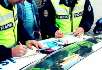 Trafik cezalarına 10 gün içinde tebliğ şartı