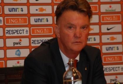 Van Gaal : Bundan daha iyisi olamaz