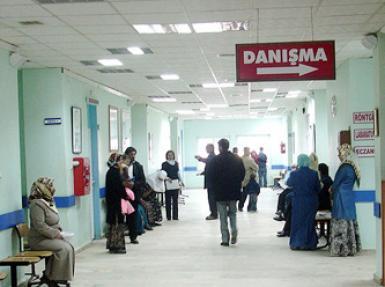vatandas hastaneye giderken artik iki kez dusunecek
