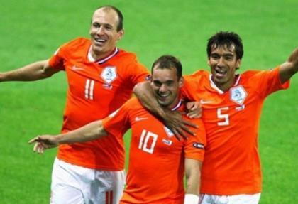 Wesley Sneijder'i taraftar korkusu sardı