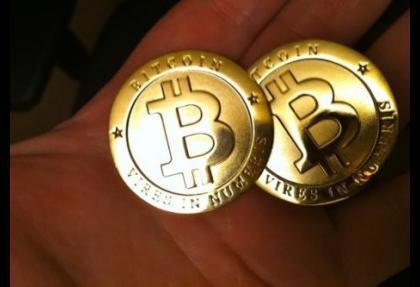 Bitcoin altının peşine düştü
