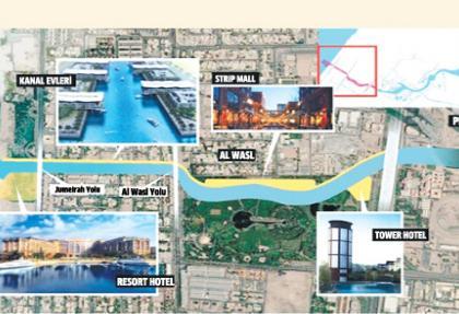 Dubai'nin Kanal İstanbul'una Türk şirketi damga vuracak