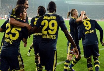 Fenerbahçe 90+4'de kazandı