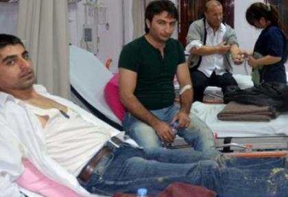 Gelibolu'da yolcu otobüsü devrildi: 15 yaralı